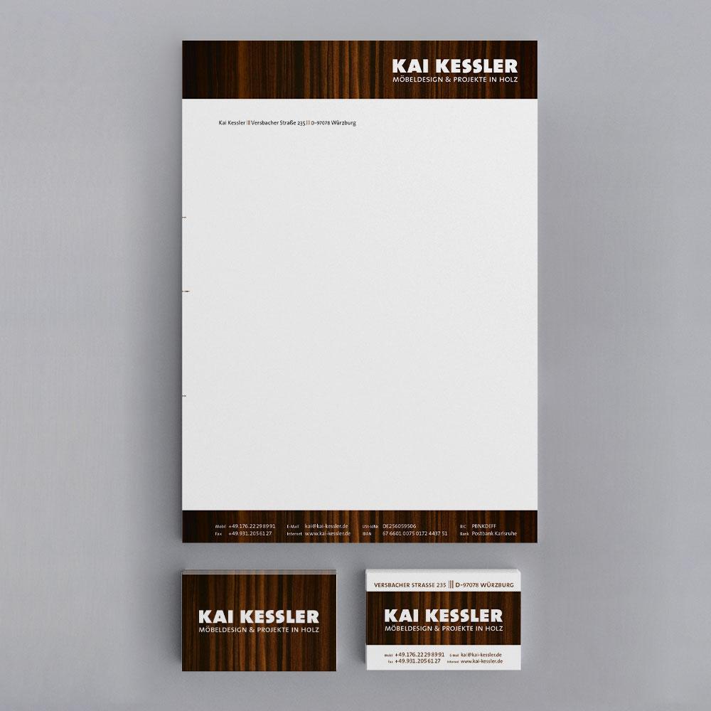 Geschäftsausstattung KAI KESSLER